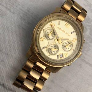 Michael Kors Runway Chronograph Watch MK5055